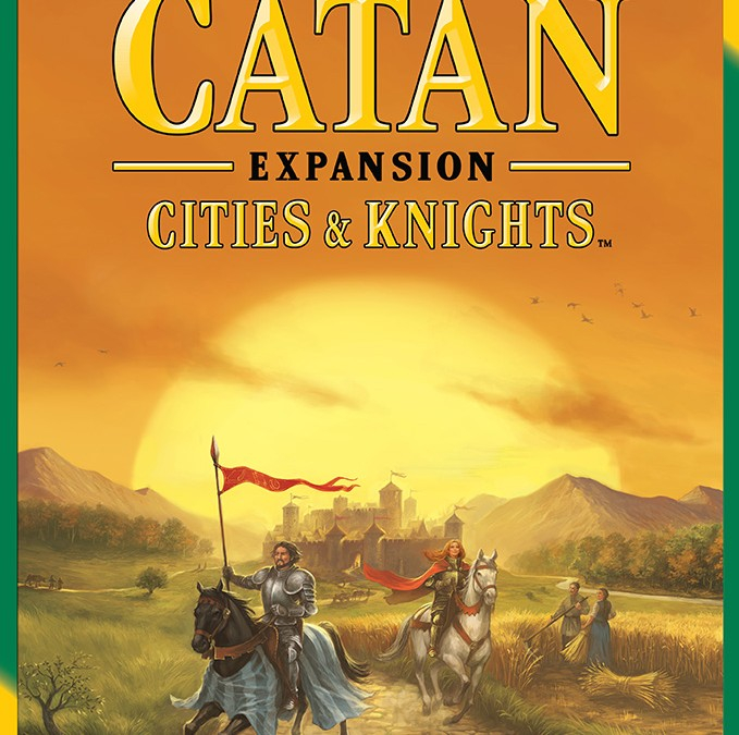 Catan: Cities and Knight (Expansion)